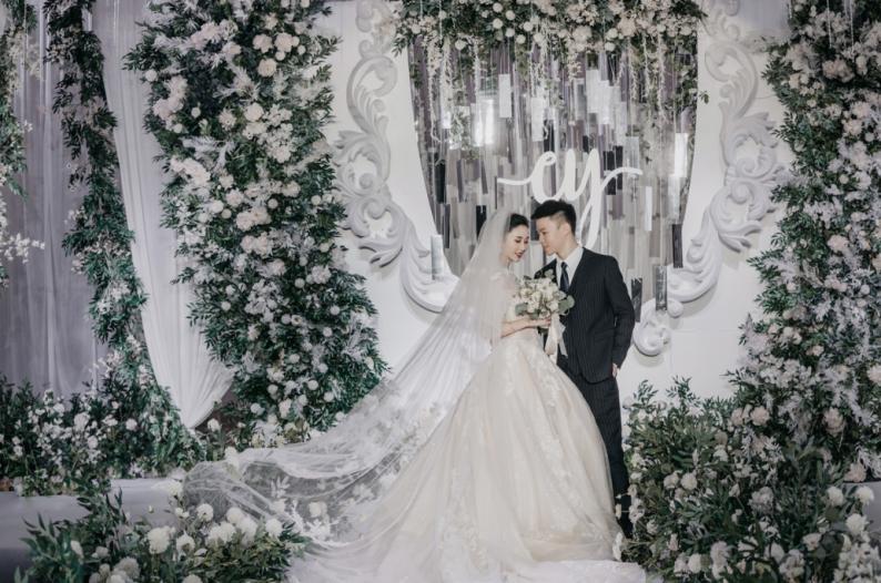 婚礼堂发布:超1万平、8大主题厅!开创湖南宴会产品新时代  第12张