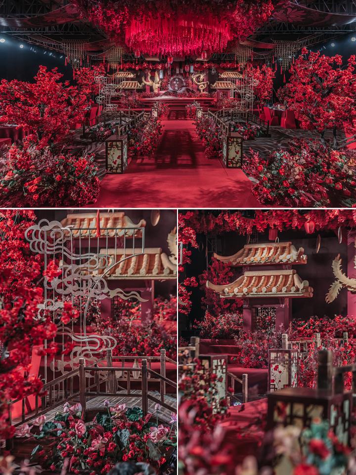 婚礼堂发布:超1万平、8大主题厅!开创湖南宴会产品新时代  第13张