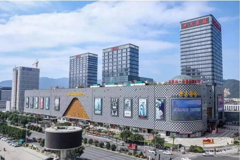 婚礼堂发布:温州主题婚礼酒店,大象城一品国际宴会中心