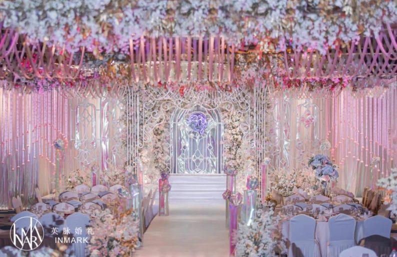 婚礼堂发布:温州主题婚礼酒店,大象城一品国际宴会中心  第2张