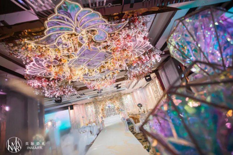 婚礼堂发布:温州主题婚礼酒店,大象城一品国际宴会中心  第4张