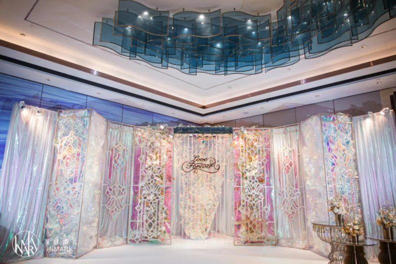 婚礼堂发布:温州主题婚礼酒店,大象城一品国际宴会中心  第6张