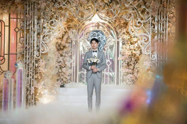 婚礼堂发布:温州主题婚礼酒店,大象城一品国际宴会中心  第7张