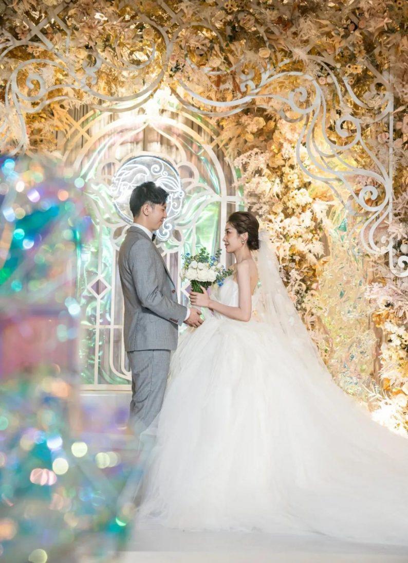 婚礼堂发布:温州主题婚礼酒店,大象城一品国际宴会中心  第8张