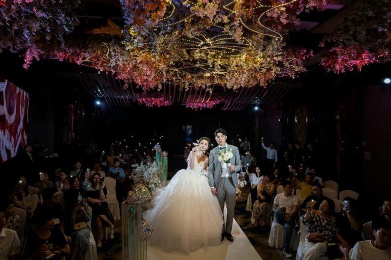婚礼堂发布:温州主题婚礼酒店,大象城一品国际宴会中心  第10张
