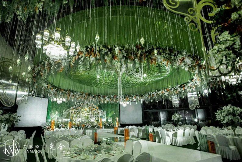 婚礼堂发布:温州主题婚礼酒店,大象城一品国际宴会中心  第11张
