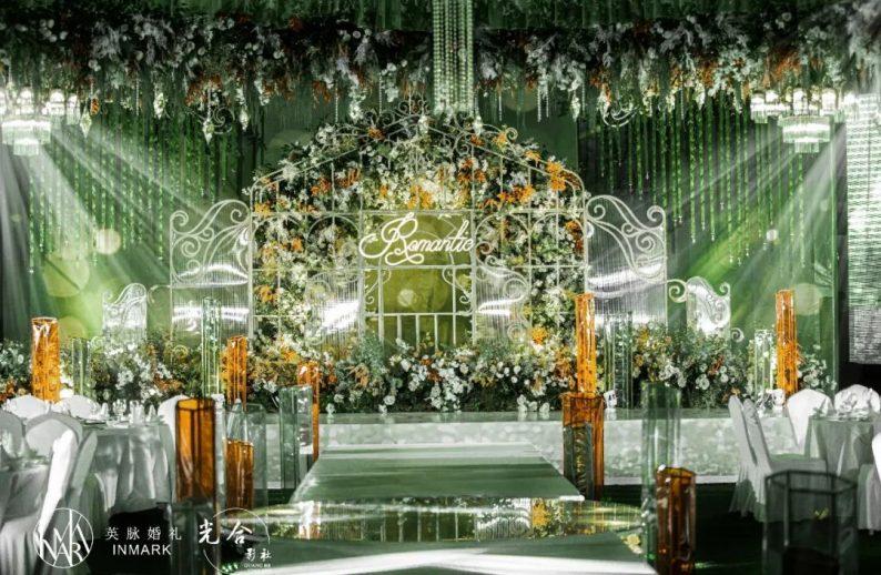 婚礼堂发布:温州主题婚礼酒店,大象城一品国际宴会中心  第13张