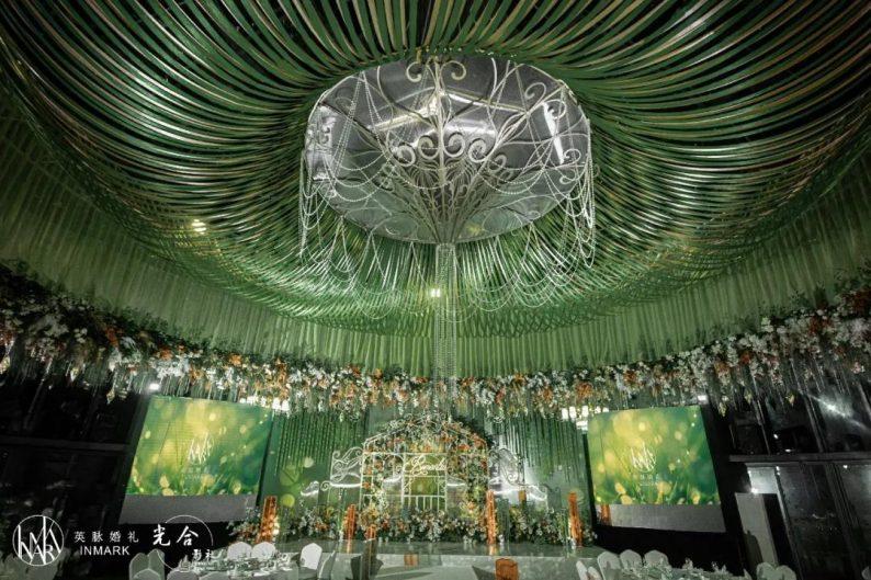 婚礼堂发布:温州主题婚礼酒店,大象城一品国际宴会中心  第12张