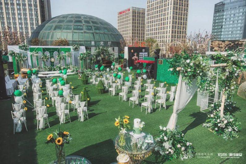 婚礼堂发布:温州主题婚礼酒店,大象城一品国际宴会中心  第15张