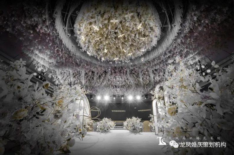 婚礼堂发布:全顶式婚礼殿堂,建德首个婚礼堂