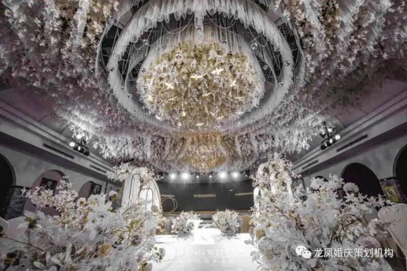 婚礼堂发布:全顶式婚礼殿堂,建德首个婚礼堂  第4张