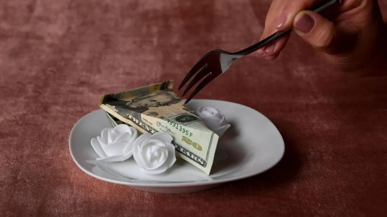 美国婚庆市场:730亿美元!婚礼规模越来越小  第5张