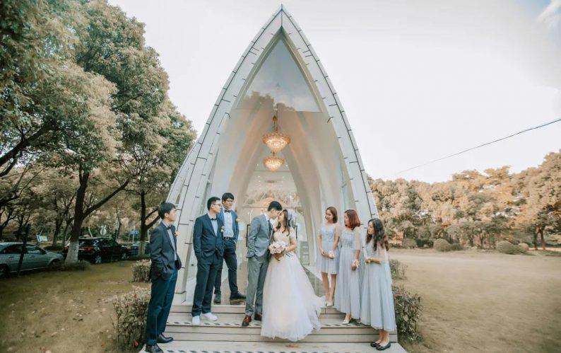 婚礼堂发布: 沪上爆款仪式堂婚礼场地!  第3张