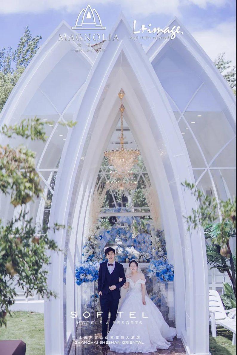 婚礼堂发布: 沪上爆款仪式堂婚礼场地!  第5张