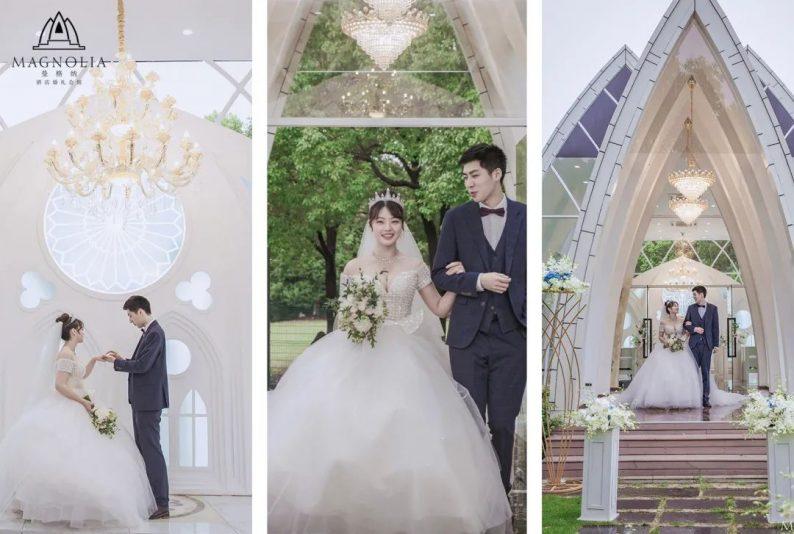 婚礼堂发布: 沪上爆款仪式堂婚礼场地!  第15张