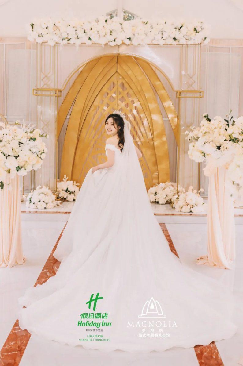 婚礼堂发布: 沪上爆款仪式堂婚礼场地!  第17张
