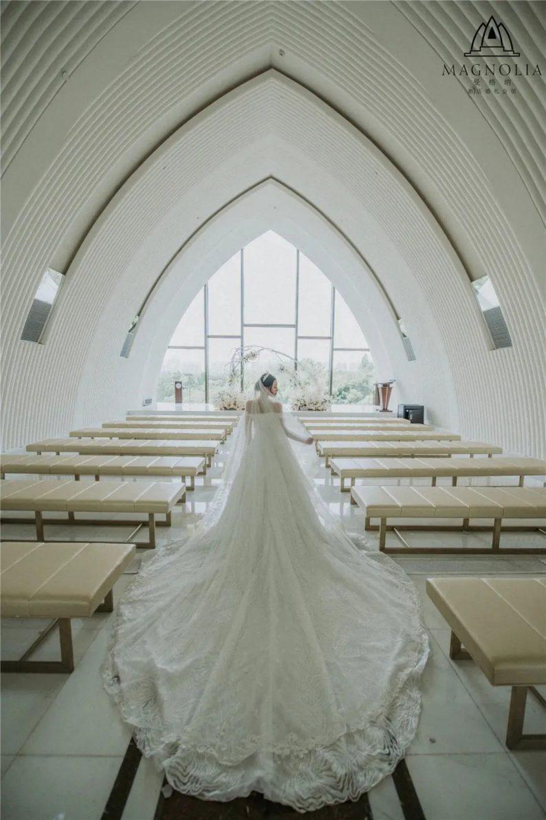 婚礼堂发布: 沪上爆款仪式堂婚礼场地!  第25张