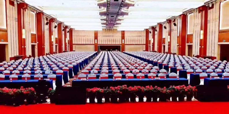 开元集团打造仁寿最大宴会中心,近万平、6大宴会厅!  第5张