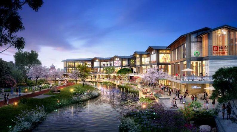 开元集团打造仁寿最大宴会中心,近万平、6大宴会厅!  第2张