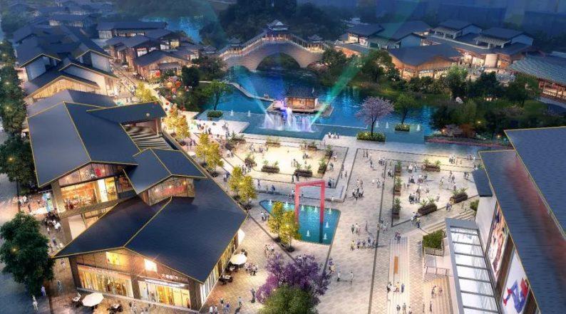 开元集团打造仁寿最大宴会中心,近万平、6大宴会厅!  第4张