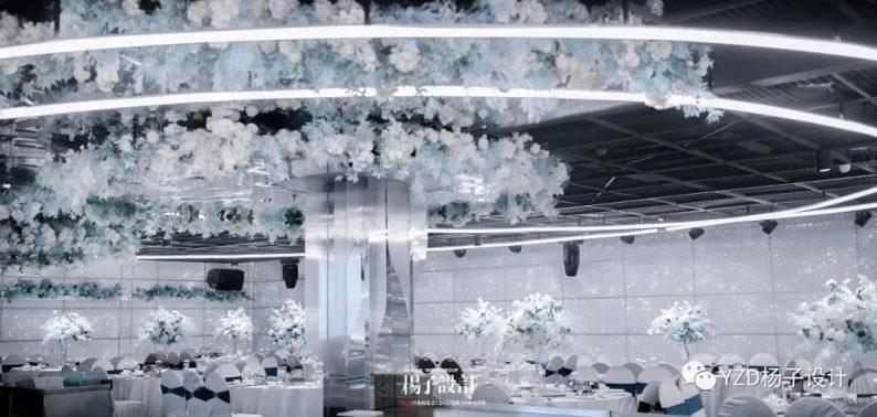 婚礼堂发布:贵阳鸿福盛宴步步高厅设计解读
