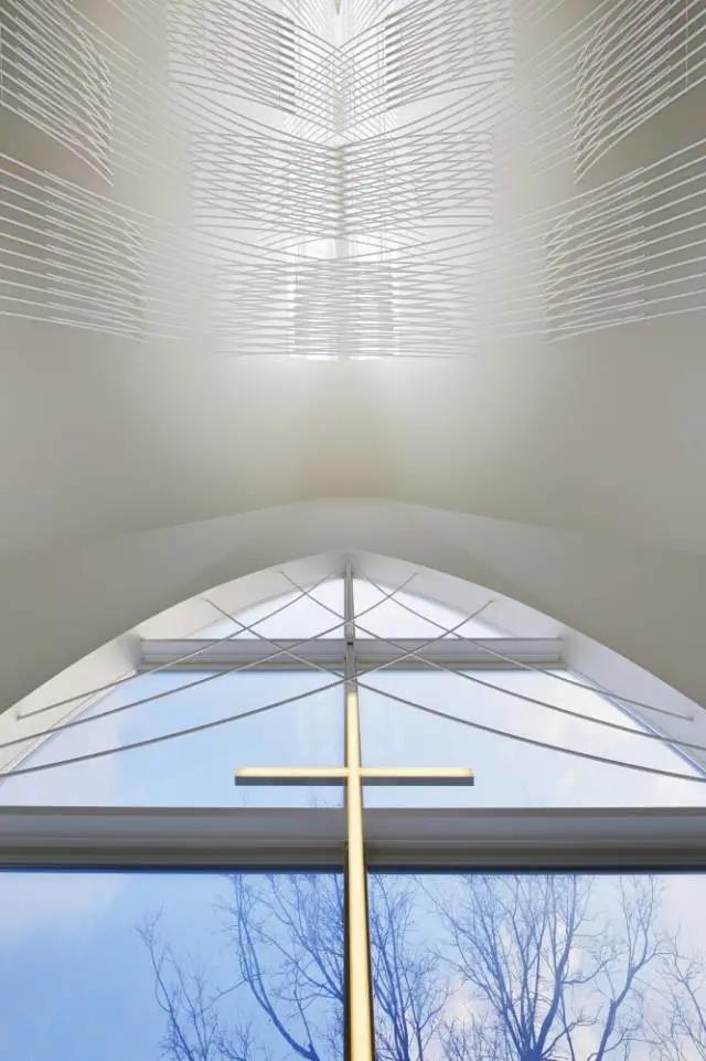 婚礼堂发布:日本St. Voile教堂设计解读  第5张