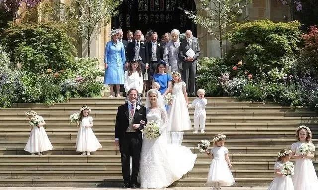 春天结婚季来临!参考这些名人的婚礼设计  第3张