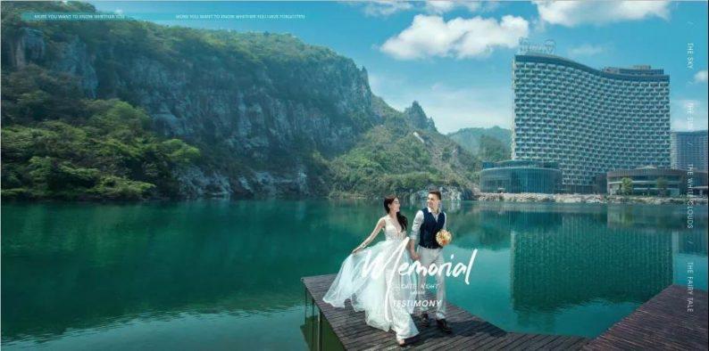 婚礼堂发布:长三角婚宴新地标!太湖龙之梦乐园