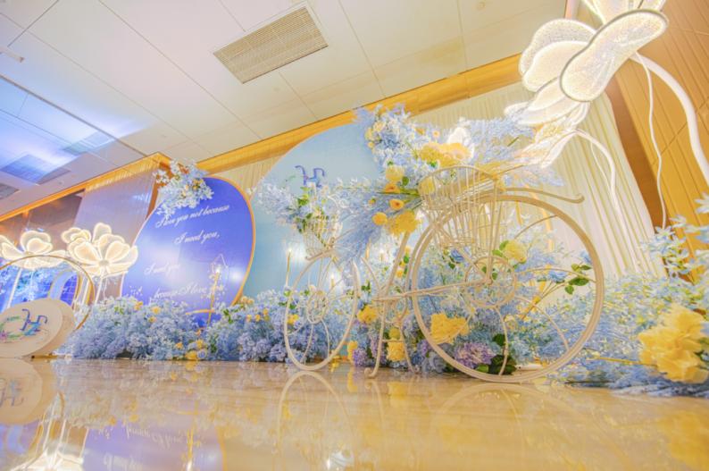 婚礼堂发布:长三角婚宴新地标!太湖龙之梦乐园  第22张