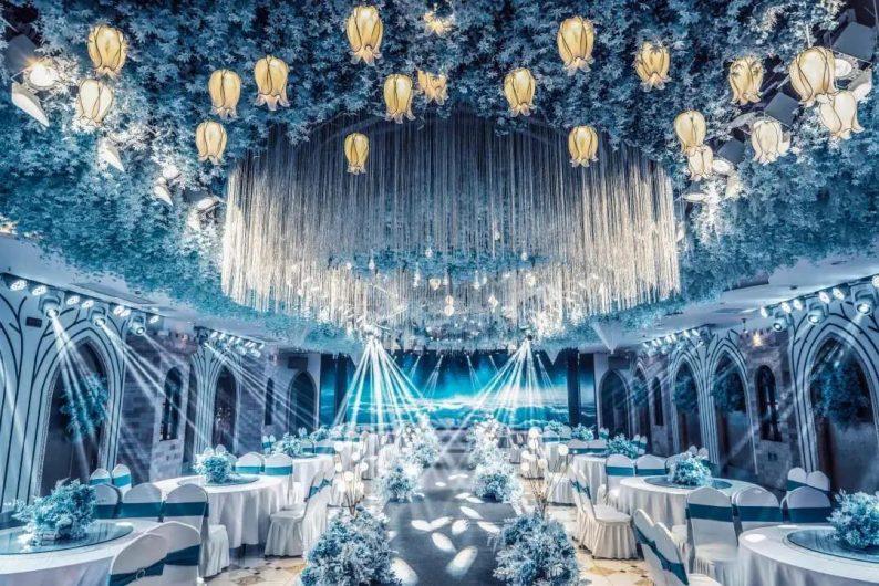 婚礼堂发布:5大宴会厅!盐城一站式婚礼主题酒店  第9张