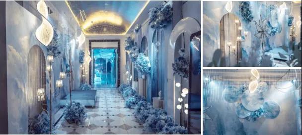 婚礼堂发布:5大宴会厅!盐城一站式婚礼主题酒店  第10张