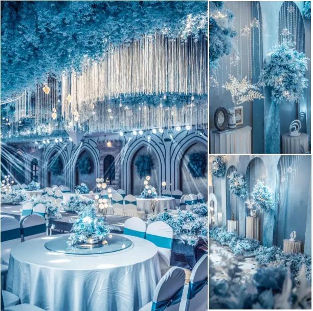 婚礼堂发布:5大宴会厅!盐城一站式婚礼主题酒店  第14张
