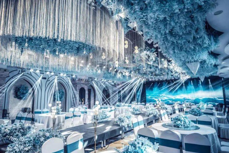 婚礼堂发布:5大宴会厅!盐城一站式婚礼主题酒店  第16张