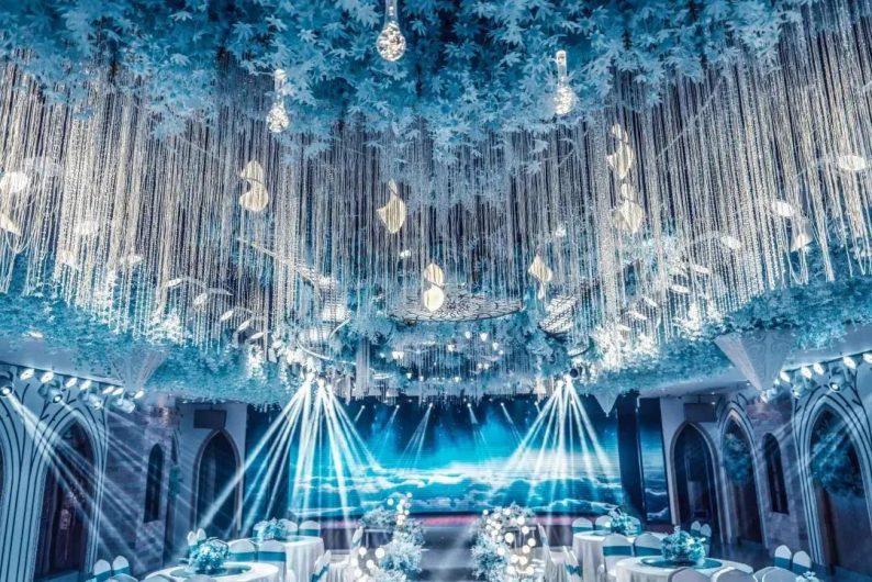 婚礼堂发布:5大宴会厅!盐城一站式婚礼主题酒店  第17张