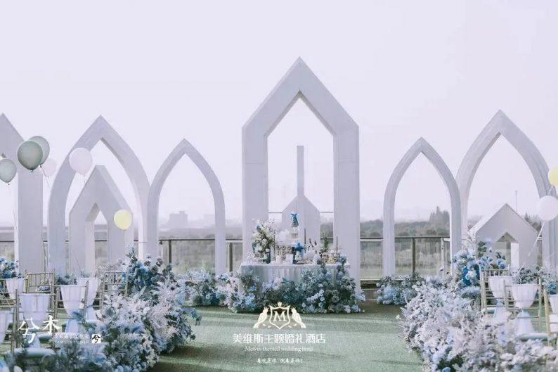 婚礼堂发布:5大主题厅,宁波梁祝文化小镇内的婚宴酒店