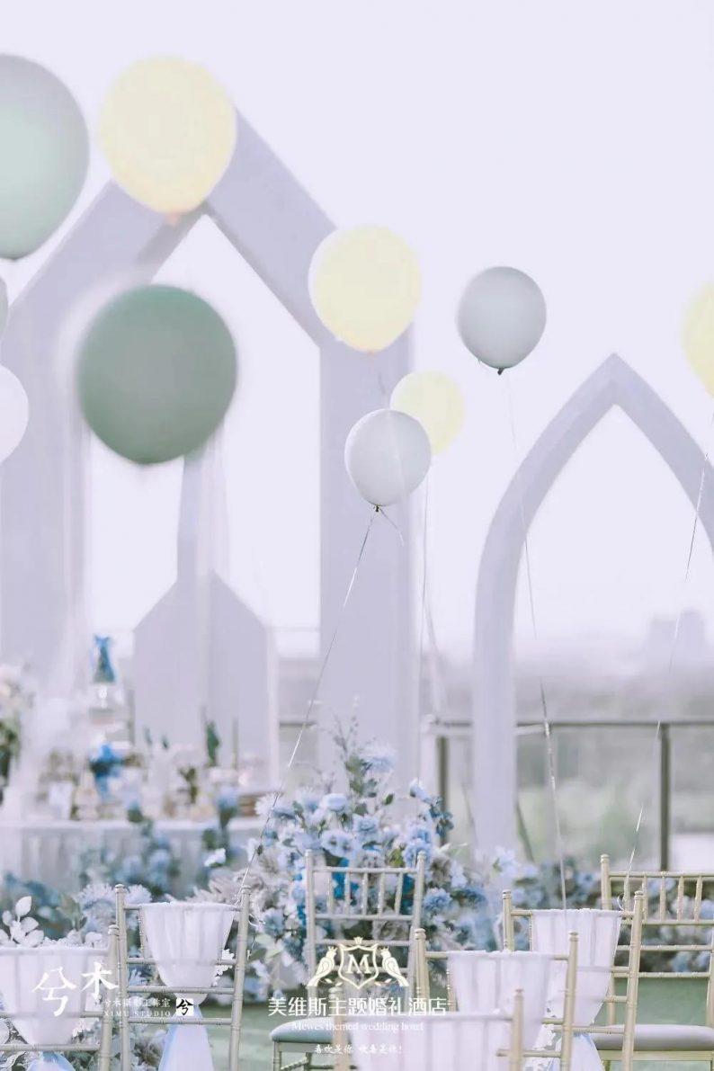 婚礼堂发布:5大主题厅,宁波梁祝文化小镇内的婚宴酒店  第2张