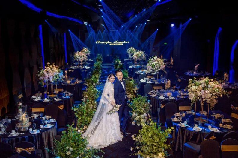 婚礼堂发布:3500余平、5大宴会厅!湖南一站式高端宴会主题酒店  第2张