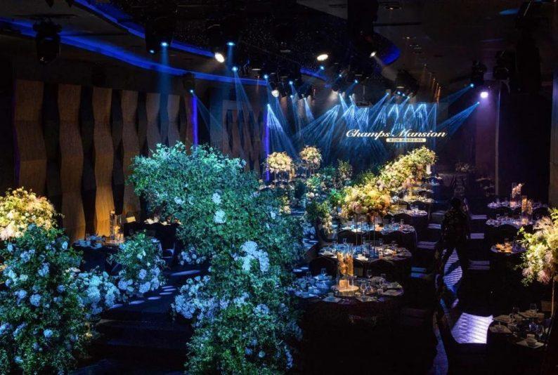 婚礼堂发布:3500余平、5大宴会厅!湖南一站式高端宴会主题酒店  第4张