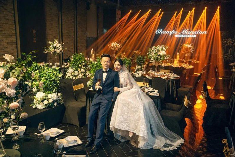 婚礼堂发布:3500余平、5大宴会厅!湖南一站式高端宴会主题酒店  第6张
