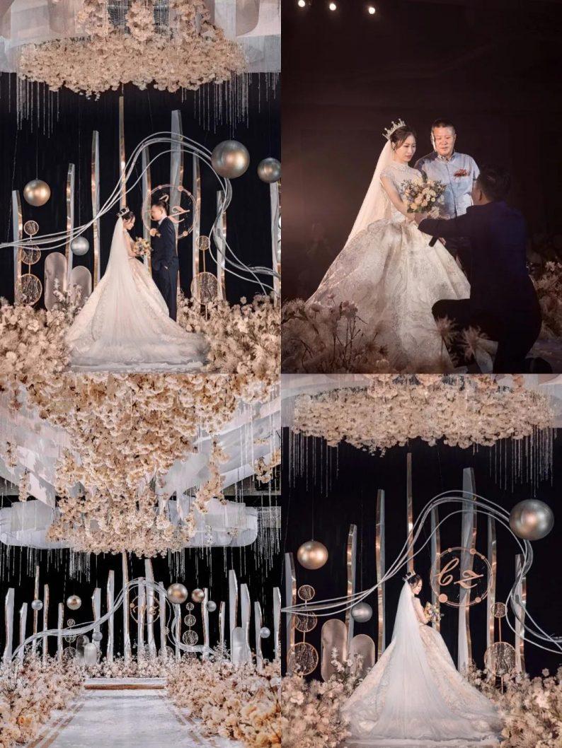 婚礼堂发布:3500余平、5大宴会厅!湖南一站式高端宴会主题酒店  第8张