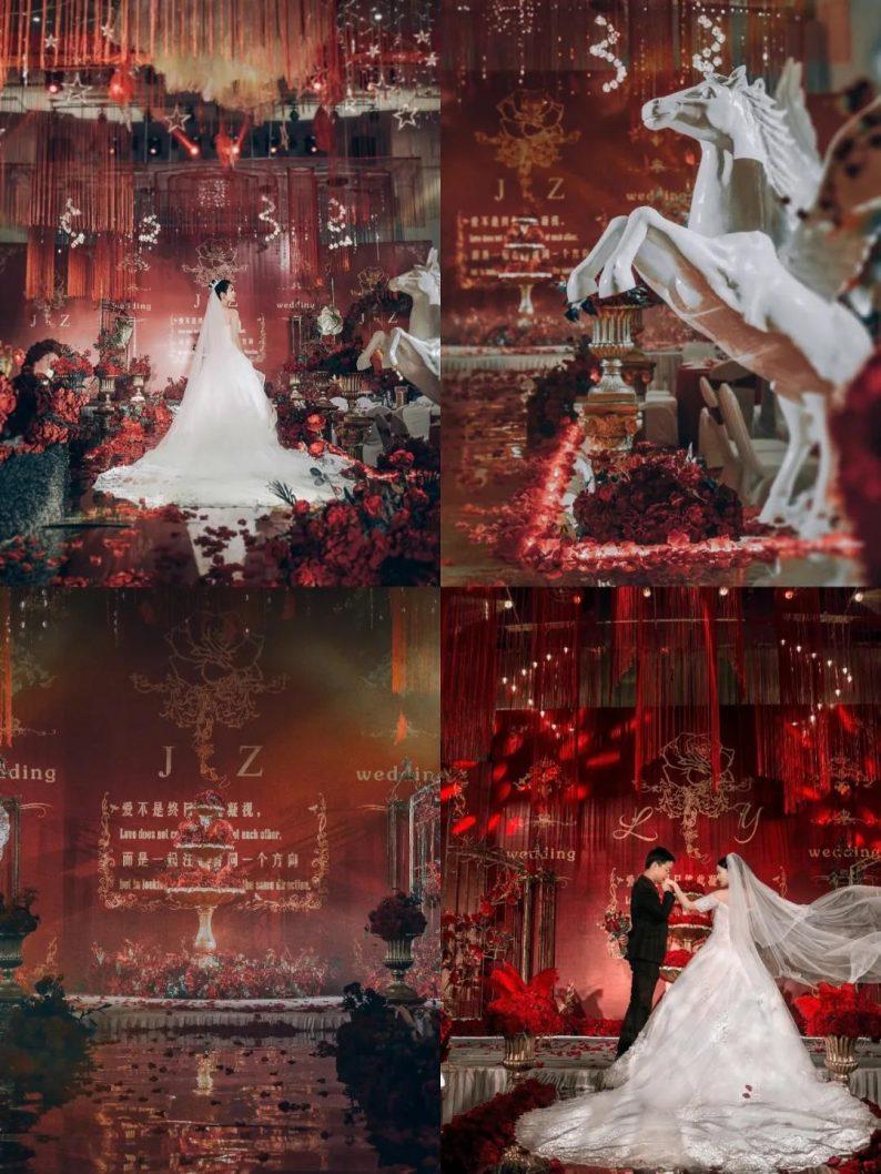 婚礼堂发布:3500余平、5大宴会厅!湖南一站式高端宴会主题酒店  第10张
