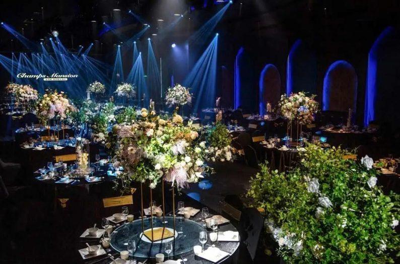 婚礼堂发布:3500余平、5大宴会厅!湖南一站式高端宴会主题酒店  第11张