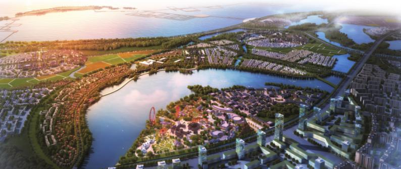 婚礼堂发布:日照 · 东方太阳城规划设计  第26张