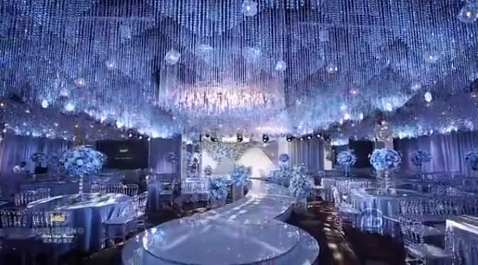 婚礼堂发布:蔡上亲手设计!民生酒店集团打造大型宴会酒店  第17张