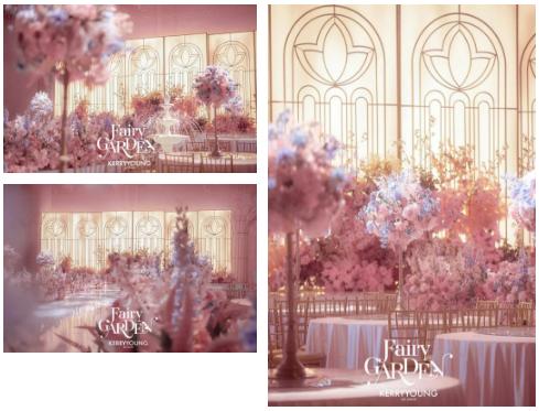 婚礼堂发布:欧洲浪漫主义花园风!悦合嘉俪打造「精灵花园」  第8张