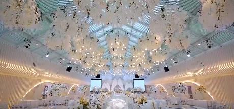 婚礼堂发布:5大主题厅,宁波梁祝文化小镇内的婚宴酒店  第4张