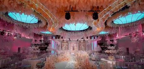 婚礼堂发布:5大主题厅,宁波梁祝文化小镇内的婚宴酒店  第5张