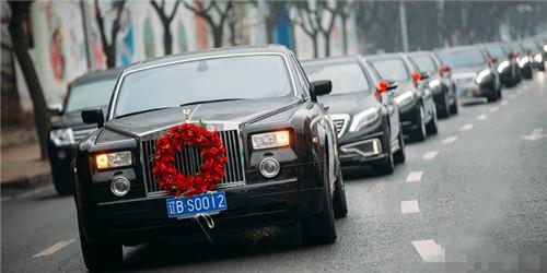 接亲网:婚车租赁,已成主流婚礼用车模式