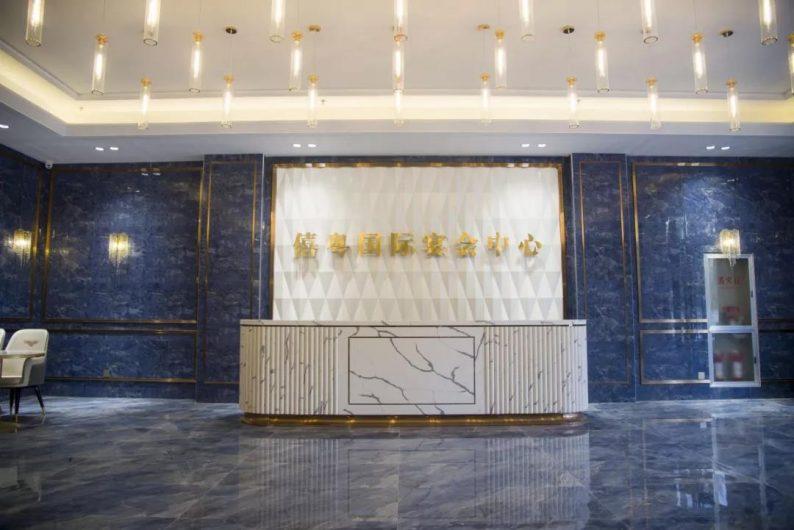 婚礼堂发布:7000㎡宴会场地!白银百万级宴会中心