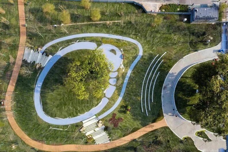 深化打造爱情主题,成都首个市级古树公园来了!  第3张